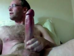 Daddy webcam huge dick long big cock cum