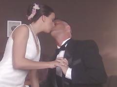 Newlywed Couple Fucking Hardcore in a Hotel