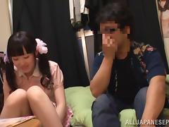Tokyo, 18 19 Teens, Asian, Blowjob, Cum in Mouth, Cumshot