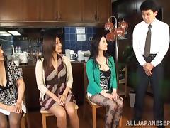 Japanese, Asian, Babe, Big Tits, Boobs, Cum