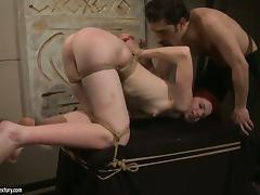 All, Babe, BDSM, Blindfolded, Blowjob, Bondage