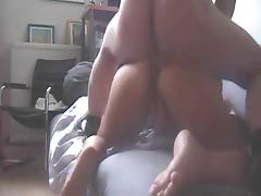 Russian hard anal! Amateur!