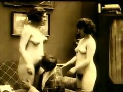 Retro Porn Archive Video: Die Kanzlei