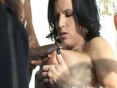 Black Mature, Big Cock, Black, Blonde, Blowjob, Brunette