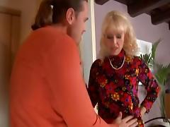 Dani  Hot Older Blonde Cougar
