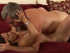 Bedroom, Bed, Bedroom, Couple, Fucking, MILF