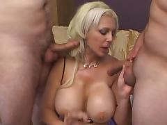 3some, Blonde, Group, MMF, Orgy, Threesome