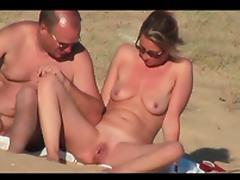 All, Beach, Couple, Voyeur