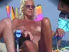 Beach, Amateur, Beach, Nude, Undressing, Voyeur