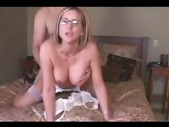 Wife, Bed, Cuckold, Mature, Wife