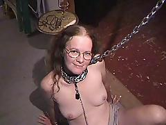 CHATTY SUBMISSIVE NERD COCKSUCKER