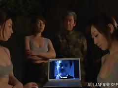 Army, Army, Asian, BDSM, Bondage, Bound
