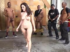 Adorable, Adorable, Banging, Brunette, Gangbang, Group