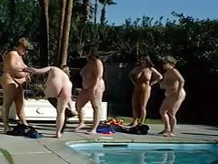 Huge Boobs Bbws Workout and Swim