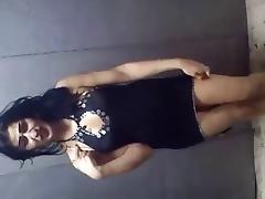Egyptian crossdresser Ingy dance 01