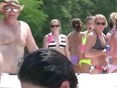 Allure, Allure, Amateur, Bikini, Boat, Glasses
