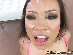 All, Asian, Blowjob, Cumshot, Facial, Fucking