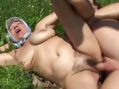 Outdoor Fuck 3