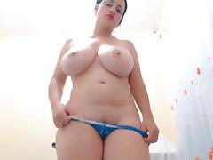 Strip, Amateur, BBW, Big Tits, Boobs, Chubby