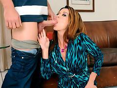 Mom and Boy, 18 19 Teens, American, Anal, Ass, Ass Licking